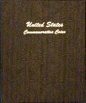 U.S. Commemorative Type 1893-1954 - Dansco Coin Album 7094