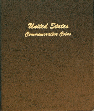 U.S. Commemorative Type - Dansco Coin Album 7095 U.S. Commemorative Type  Dansco Coin Album , Dansco, 7095