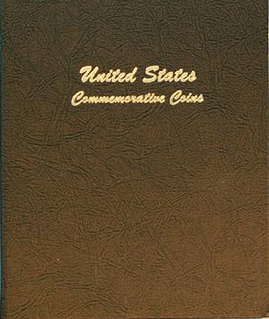U.S. Commemorative Type - Dansco Coin Album 7095