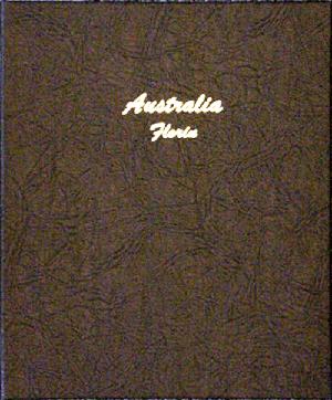 Australia Florins 1910-1963 Florins - Dansco Coin Album 7334 Australia Florins 1910-1963, Dansco, 7334