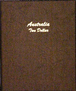 Australia 20c decimal 1966- 20c - Dansco Coin Album 7338 Australia 20c decimal 1966-, Dansco, 7338