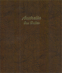 Australia One Dollar Dollar - Dansco Coin Album 7339