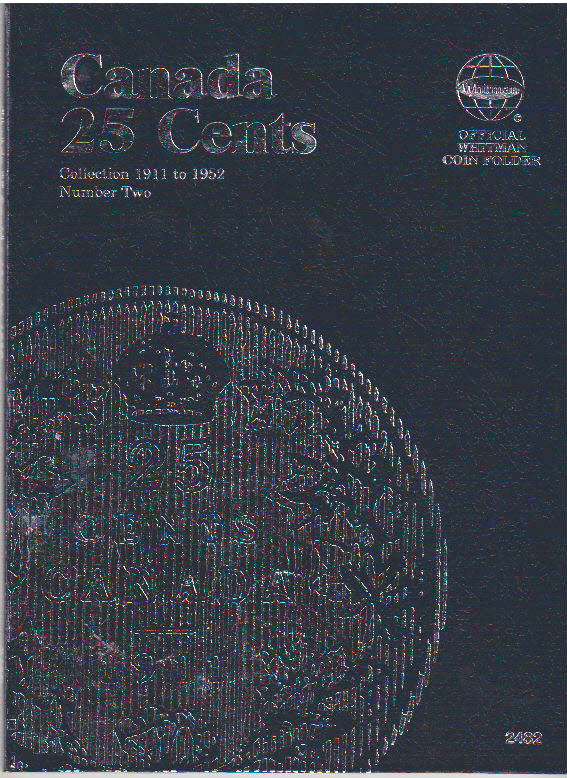 Canadian 25 Cents Vol. II