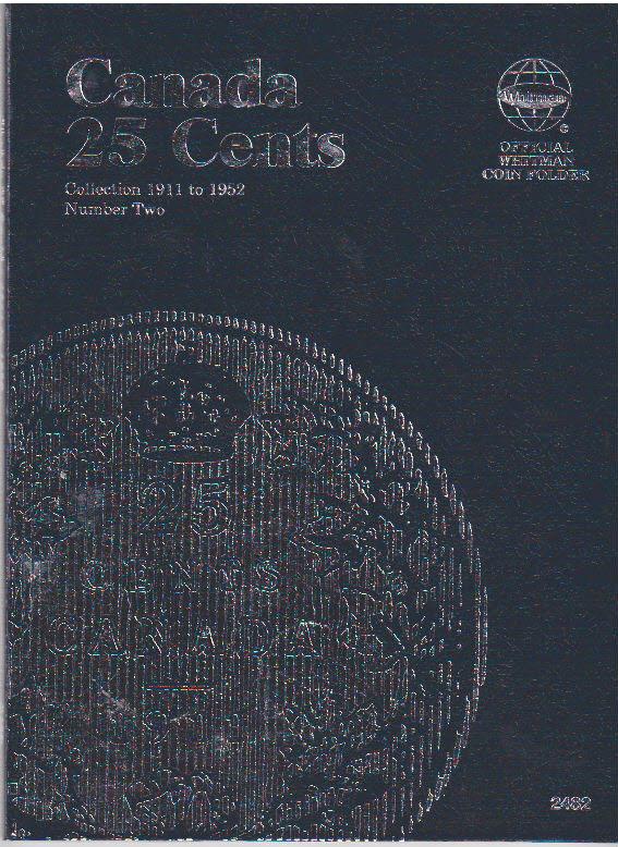 Canadian 25 Cents Vol. II