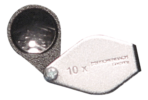 10x Precision Folding Magnifier Eschenbach 1178-10 17mm 10x Precision Folding Magnifier Eschenbach 1178-10, Eschenbach, 1178-10