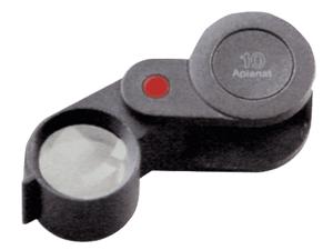 10x Precision Folding Magnifier - 23 mm
