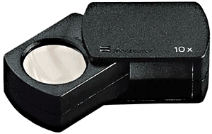 Eschenbach 10x Folding Magnifier - 23mm