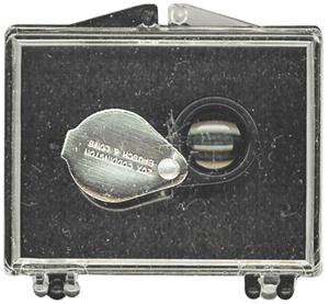 20x Coddington Magnifier Bausch & Lomb 816141 12.5 mm