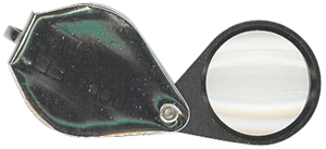 10x Doublet Loupe Chrome 18mm dia. 10x Doublet Loupe Chrome, CS Express, ELP-763.00