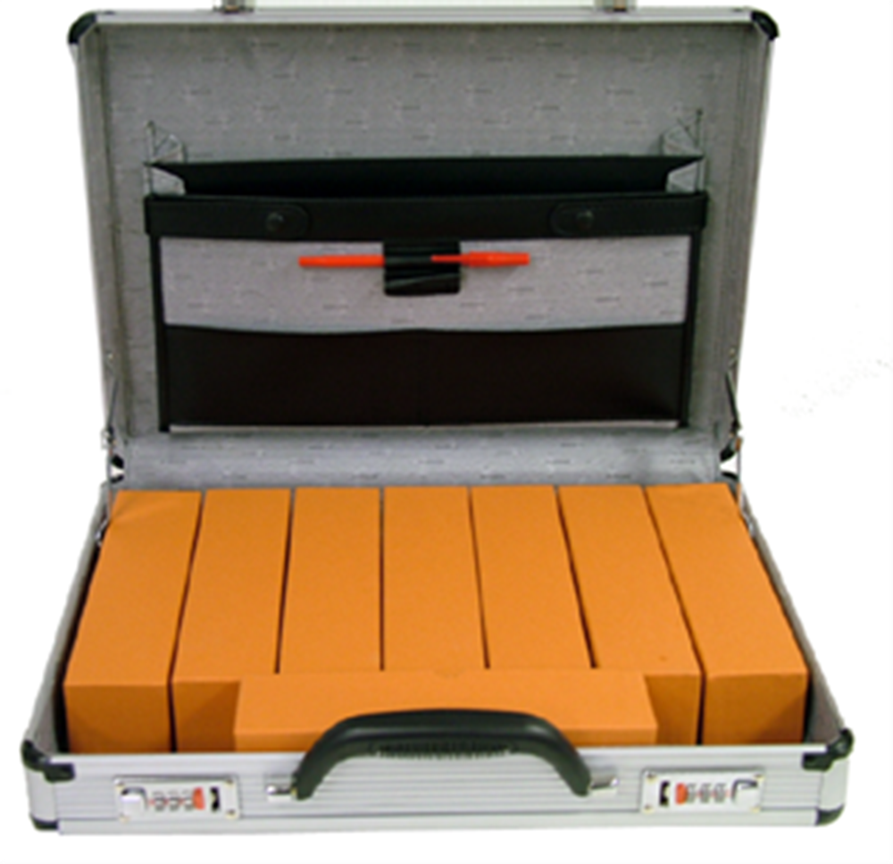 Aluminum Attache Case Aluminum Attache Case, Transworld, AL054