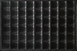 Mini Flip Vertical Display Tray Black Tray - Vertical Mini Flip Vertical Display Tray Black, Guardhouse,