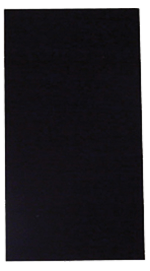 Black Jewelry Pad 14 x 7.5