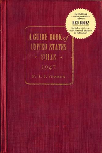 1947 Tribute Edition Red Book 1947 Tribute Edition Red Book, Whitman, 0794822304