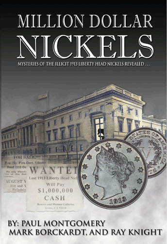 Million Dollar Nickels, 1st Edition  ISBN:0974237183 Million Dollar Nickels, Zyrus Press, 0974237183