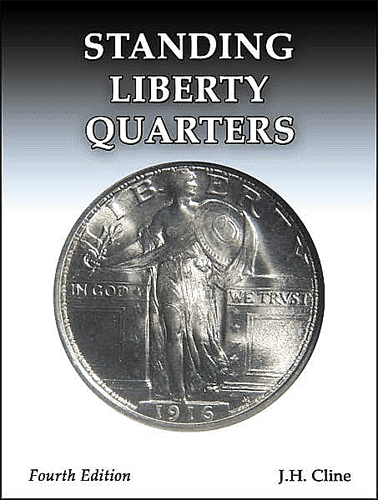 Standing Liberty Quarters, 4th Edition  ISBN:1933990007 Standing Liberty Quarters, Zyrus Press, 1933990007
