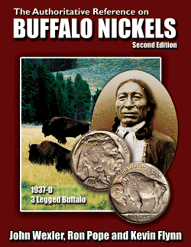 Authoritative Reference on Buffalo Nickels, 2nd Edition  ISBN:1933990031 Authoritative Reference on Buffalo Nickels, Zyrus Press, 1933990031