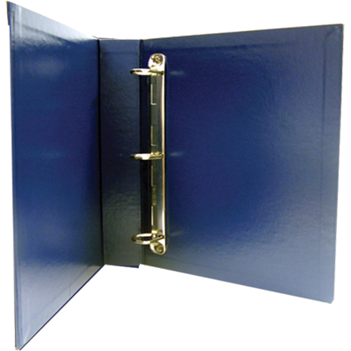 Deluxe Archival Binder - Blue Deluxe Archival Binder - Blue, Supersafe, DB