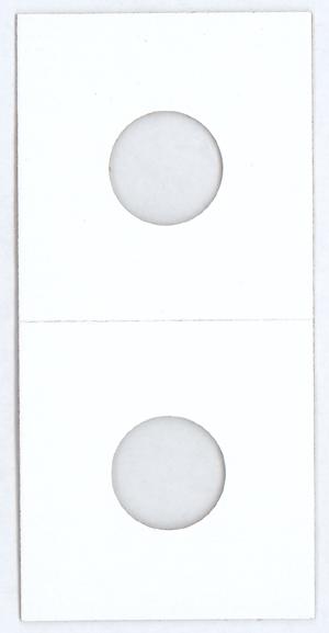 Cowens 2x2 Cardboard Coin Flips - Dimes