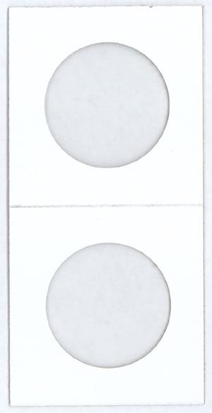 Krown Paper 2.5x2.5 Coin Flips Cowens Krown Paper 2.5x2.5 Coin Holders Cowens, Cowens, 2507