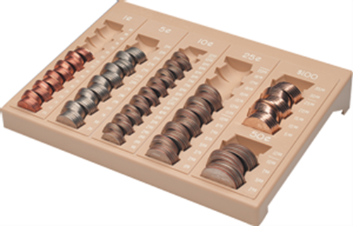 Six Tray Coin Holder Six Tray Coin Holder, MMF, 221610103