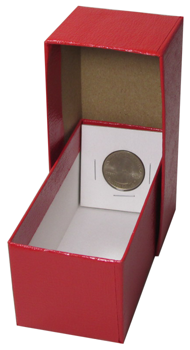 Guardhouse 2x2 Standard Coin Storage Box - 4.5""