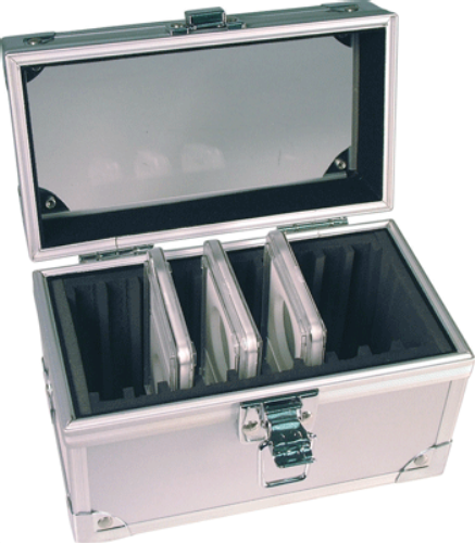 Guardhouse 10 Slab Aluminum Coin Storage Box