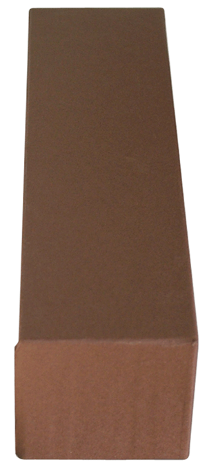 Brown 2x2 Storage Box