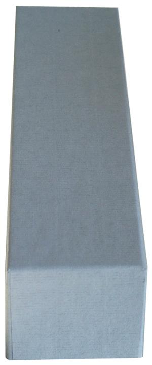 Gray 2x2 Storage Box