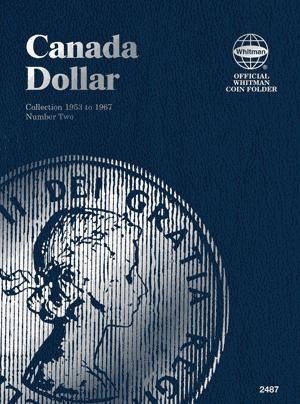 Canadian Dollar Vol. II 6x7.85 Canadian Dollar Vol. II, Whitman, 794824870