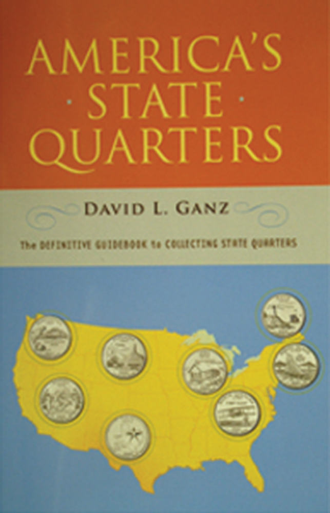 Americas State Quarters,  Edition  ISBN:0375722599 Americas State Quarters, House of Collectiblles, 9780375722592