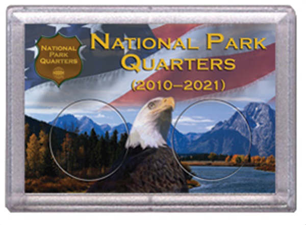 HE Harris National Park Quarters Mountains Frosty Case