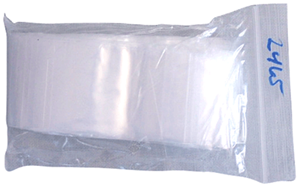 Zip Lock Bag 2x3 Zip Lock Bag, CS Express, RD68203
