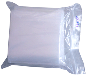 Zip Lock Bag - 4 Mil 5x8 Zip Lock Bag - 4 Mil, CS Express, RD68412