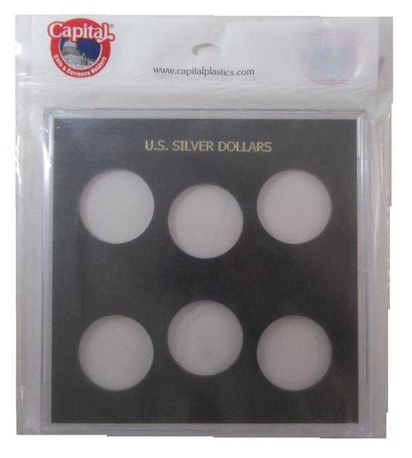 U.S. Silver Dollars (No Dates)