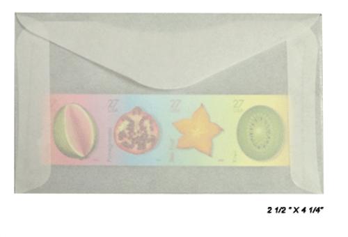 Guardhouse Glassine Envelopes # 3 - 1000 PK