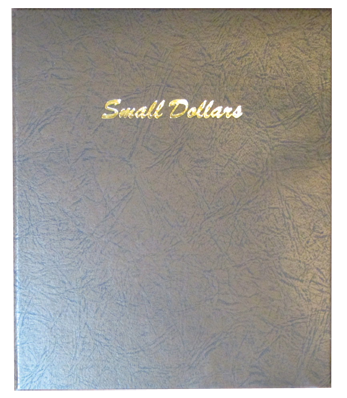 Small Dollar Plain - Dansco Coin Album 8183 Small Dollar Plain Dansco Album, 7187