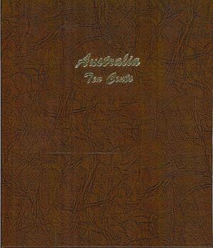 Australia 5c decimal 1966- 5c - Dansco Coin Album Australia 5c decimal 1966-, Dansco, 7336-1