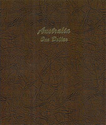 Australia One Dollar Dollar - Dansco Coin Album 7339