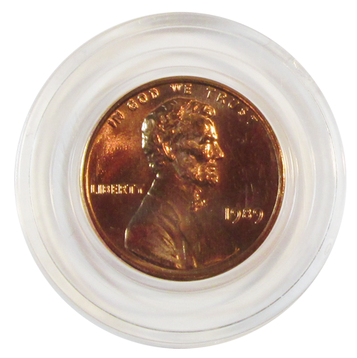 Guardhouse Coin Capsule for Penny - Individual