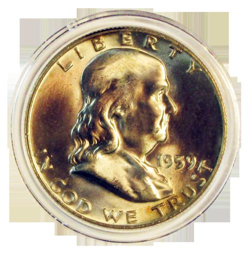 Guardhouse Half Dollar Coin Capsule - Individual