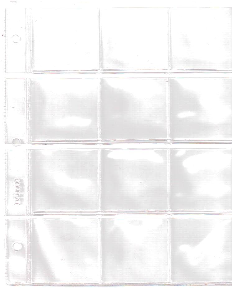 Silver Strikes 2x2 - Dansco Coin Album 7004 - 23872