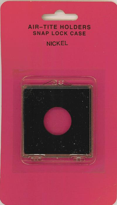 Air-tite 2 x 2 Snaplock - Nickel