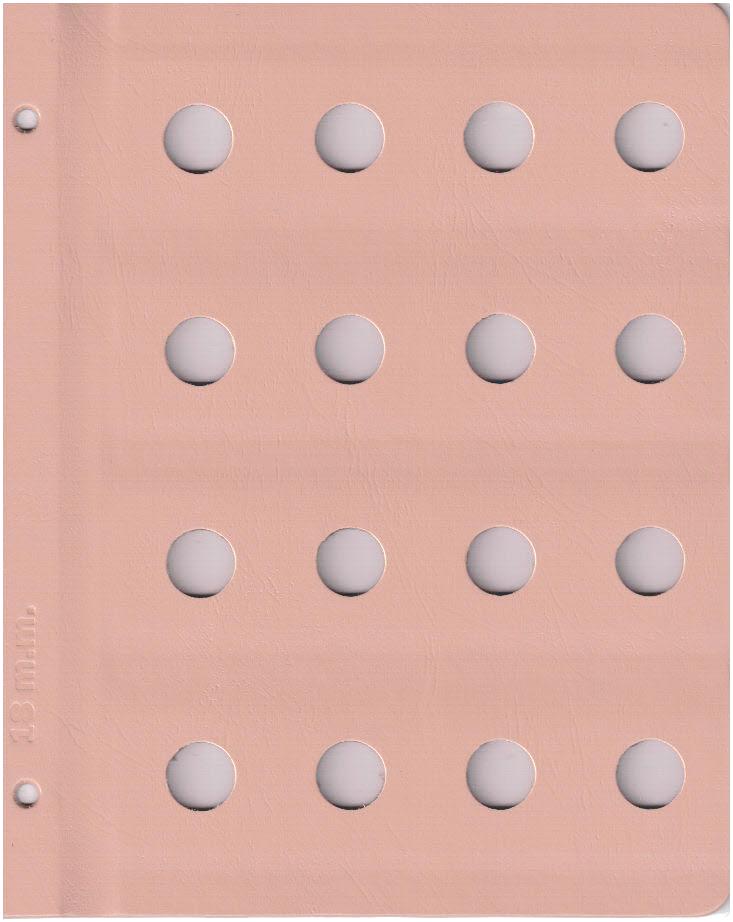 Coins of the World - Dansco Coin Album World 7011 - 23920