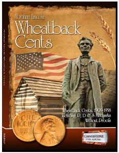 Cornerstone Album for Lincoln Wheatback Cents 1909 - 1958