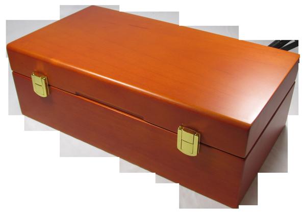Wood Display Box - 50 PCGS or NGC Slabs