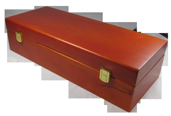 Wood Display Box - 60 PCGS or NGC Slabs