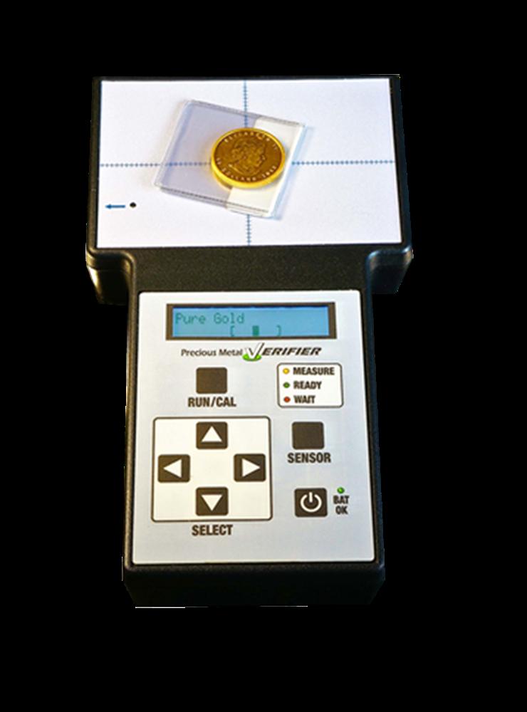 Sigma Precious Metal Verifier Basic Unit with 2 Wands