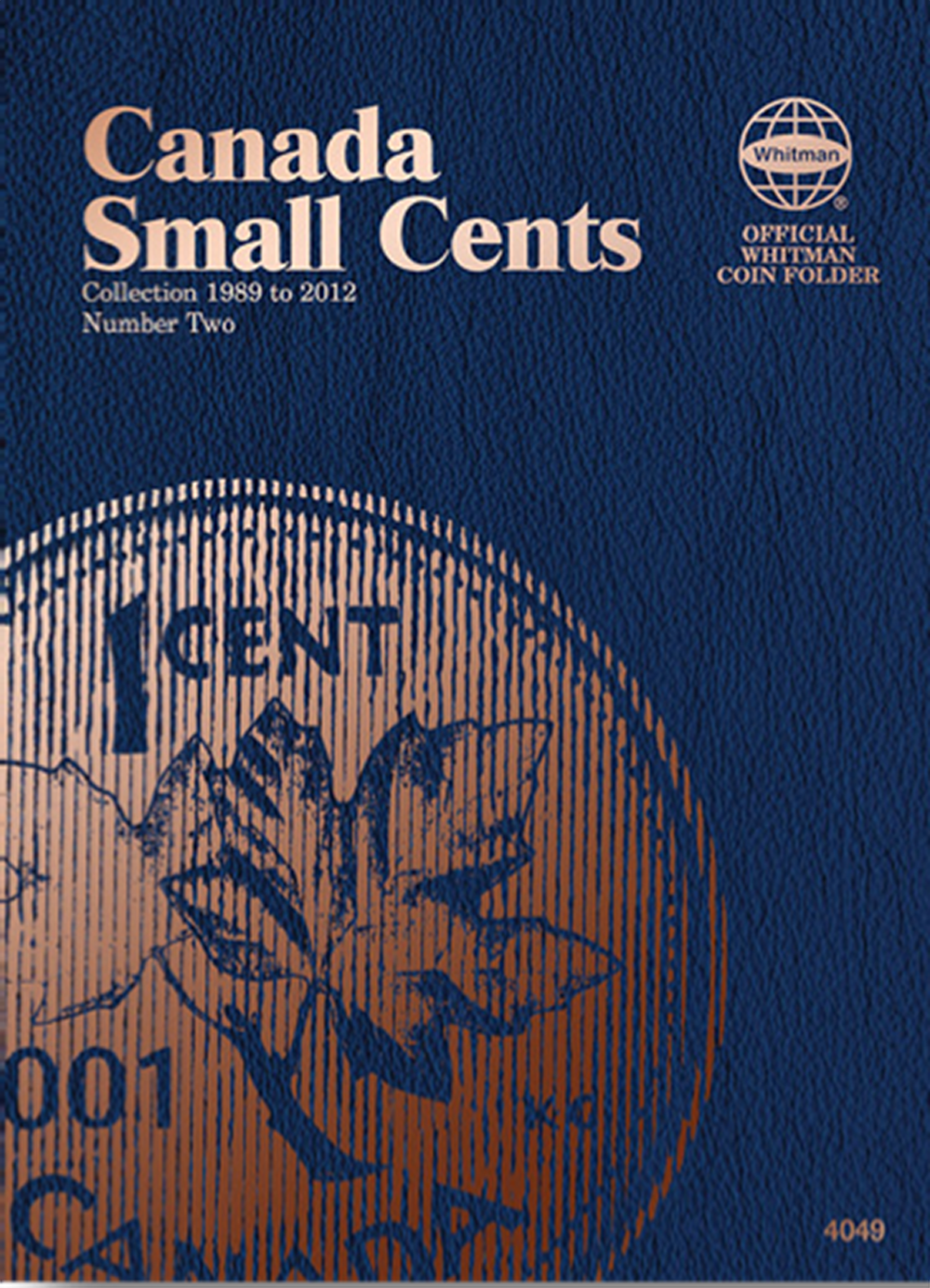 Canadian Small Cents 1989-2012