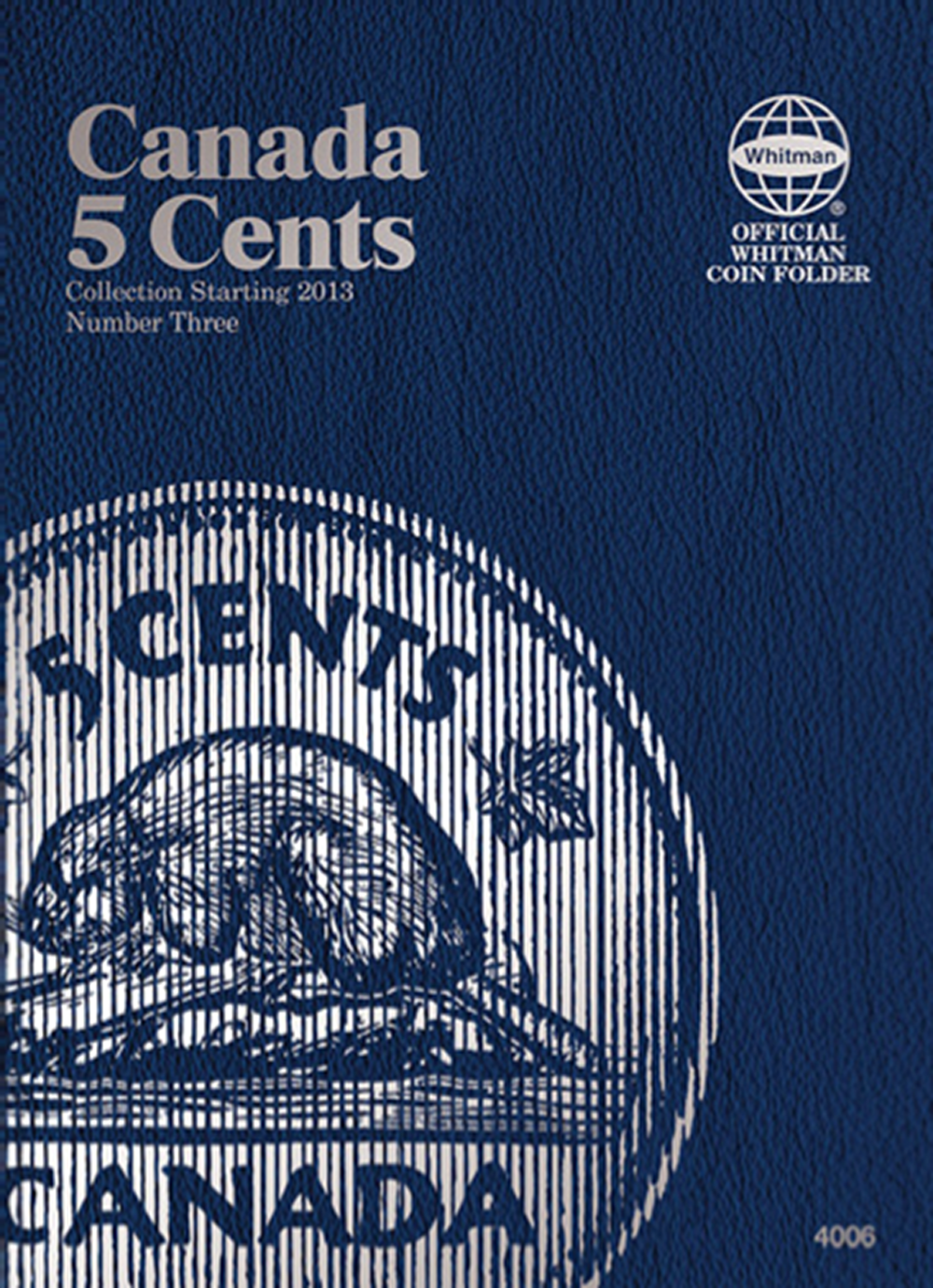 Canadian 5-Cent 2013-