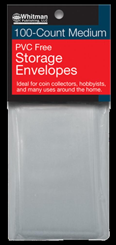 Medium Poly Envelopes-PVC Free Medium, Poly Envelopes-PVC Free, 079842100
